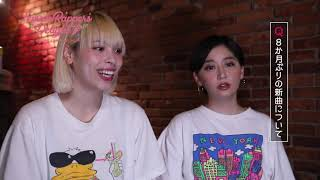 MC RACHELとMC MAMIKOの女性2人組HIP HOPユニット、#chelmico のワンマ...