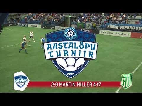 Aastalõputurniir 2017: Tallinna FC Flora - JK Tallinna Kalev 5:1