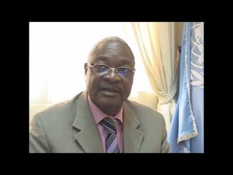 DR. Koudaogo OUEDRAOGO, UNFPA Benin, parle de la gratuité de la PF au Benin
