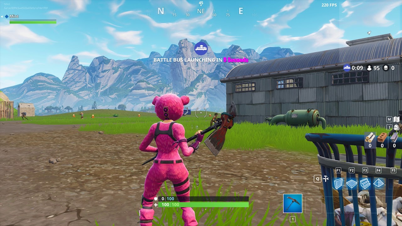 Fortnite- Client failed to register with server (FIX)
