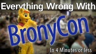 Video (Parody) Everything Wrong With BronyCon in 4 Minutes or Less download MP3, 3GP, MP4, WEBM, AVI, FLV Juli 2018