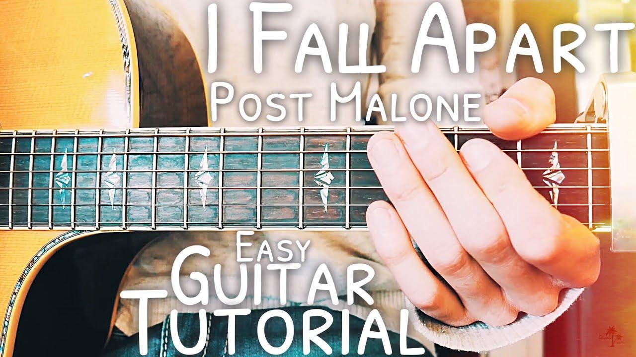 hd image - I Fall Apart Post Malone Ukulele Chords