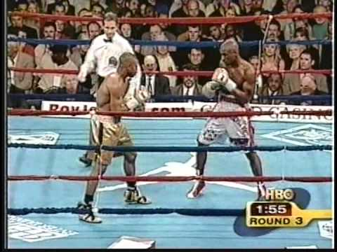 Roy Jones Junior vs Derrick Harmon - Part 1/2
