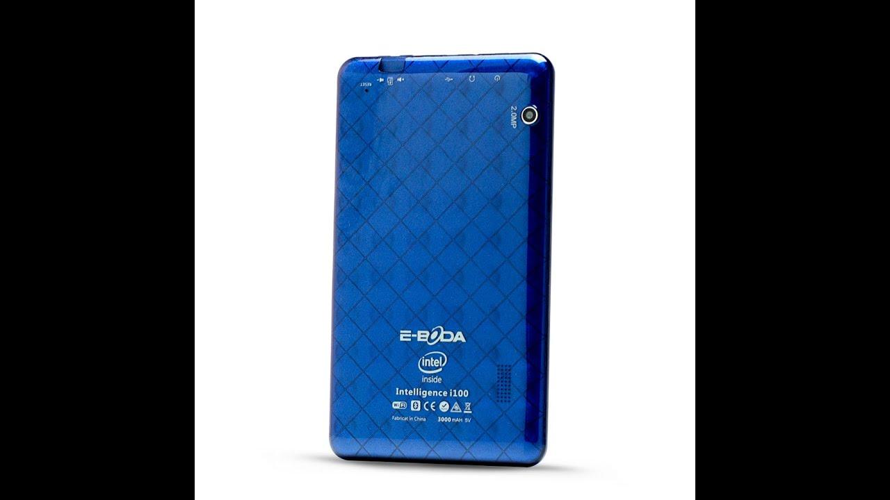 E-Boda Intelligence I100 Tablet Driver