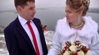 Андрей и Ксения Свадебный клип 14 11 2015