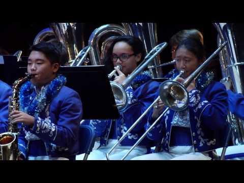 Ke Aloha o Ke Akua Kamehameha Schools Christmas Concert 2015 (Part Two)