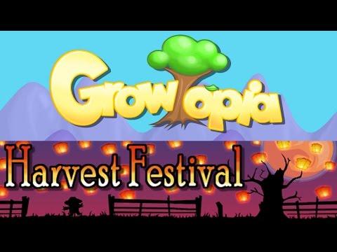 Harvest Festival Song 2017 - 1 Hour Loop | Growtopia