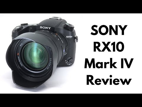 Sony RX10 IV Review | If I Can Only Use ONE Camera, This Is It For Me (2018)