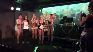 Hungarian Dancehall Queen Contest 2013 The Prize Ceremony