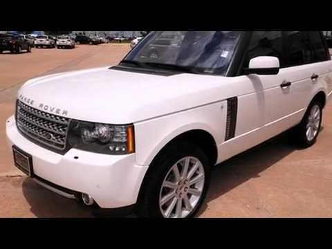 2010 Land Rover Range Rover Supercharged - YouTube