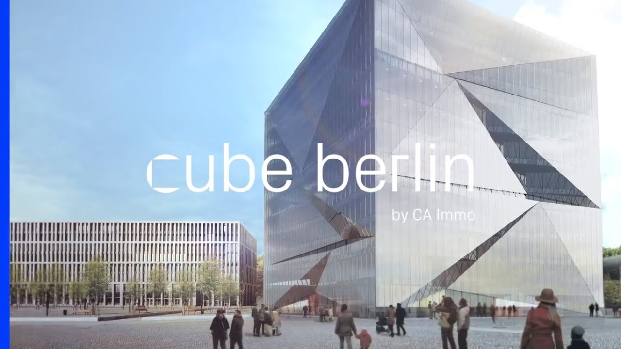 cube berlin open space open mind youtube. Black Bedroom Furniture Sets. Home Design Ideas