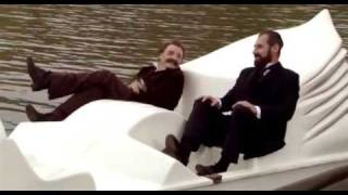 "Prof. Nietzsche and Dr. Breuer, Swan Lake Scene from ""When Nietzsche wept (2007)"""