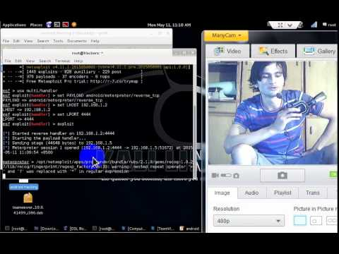 Msfvenom android Hacking in urdu detail