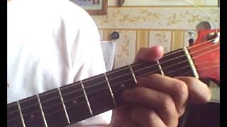 Песенка крокодила Гены. Аккорды на гитаре