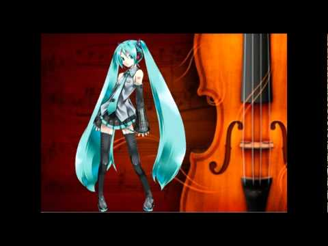 The Disappearance of Hatsune Miku orchestral remix