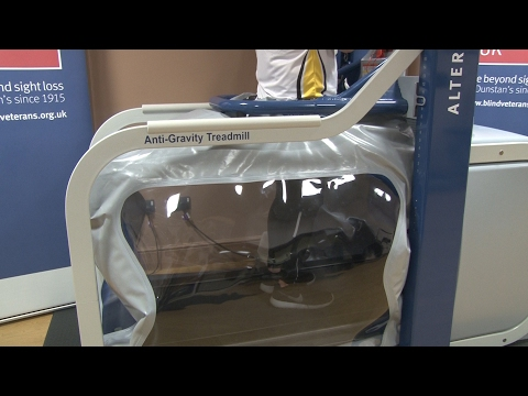 What Is An Anti-Gravity Treadmill? | Forces TV