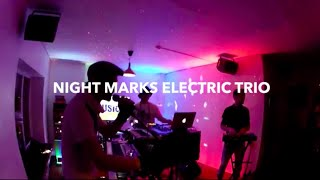 Night Marks Electric Trio LIVE at Tallinn Music Week 2015