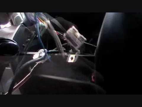 Car Audio Head Unit Swap Nissan Primera Wiring Part 2 - YouTube