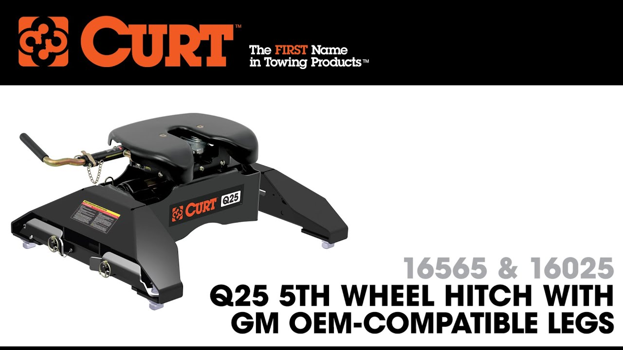 medium resolution of curt q25 5th wheel hitch