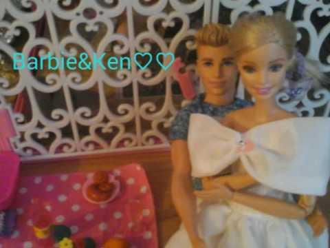 Свадьба Барби и Кена фотографии