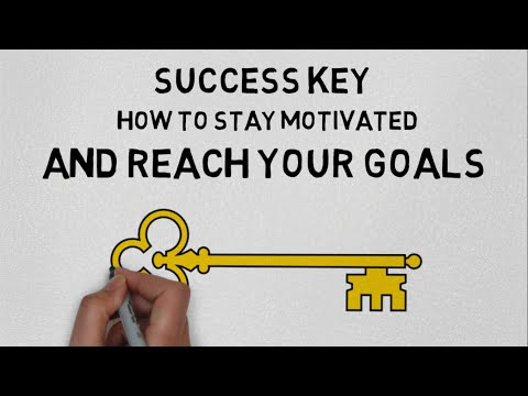 success-key-(hindi)-/-how-to-stay-motivated-and-reach-your-goals---mastery-animated-book-summary