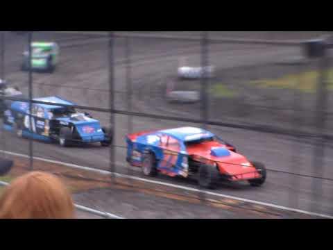 Buffalo River Race Park IMCA Sport Mod Heats (9/16/17)
