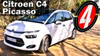Citroen C4 Picasso 2014 Videos