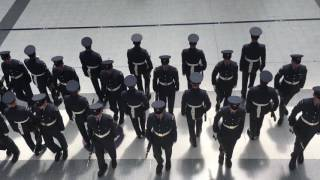 RAF FlashMob For The Queen's 90th Birthday