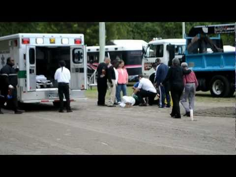 Accident At Pony Races Dec 26 2012