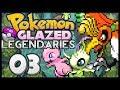 Pokémon Glazed Legendaries | Ho-Oh, Celebi and Mew!