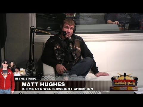 UFC fighter Matt Hughes - Full interview