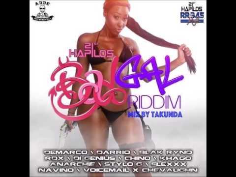 Bad Gal Riddim-May 2013-Mix By Takunda [Mbizo5]
