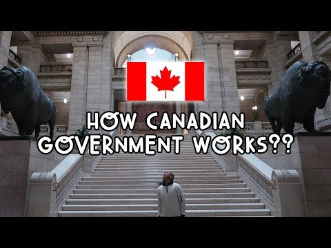 OMG! FEDERALISM: HOW CANADIAN GOVERNMENT WORKS | Vlog #64
