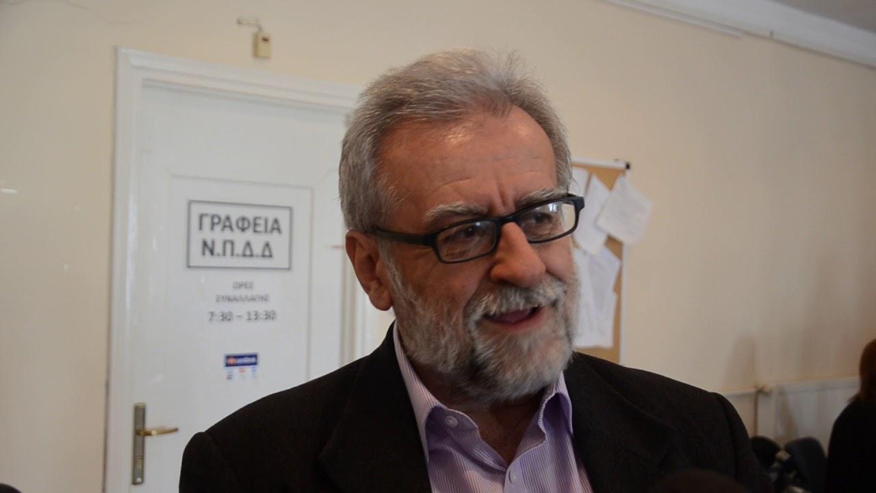 Για τις αλλαγές στον ΕΟΠΥΥ μίλησε στην Τρίπολη ο αντιπρόεδρος του κ. Παναγιώτης Γεωργακόπουλος