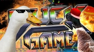 INSANE QUACK-RAPPING!   Duck Game
