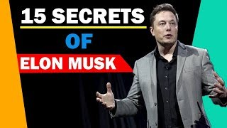 15 Secrets Of Elon Musk || World Best Motivational Video In Hindi