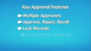 Salesforce.com Automation: Workflow & Approvals