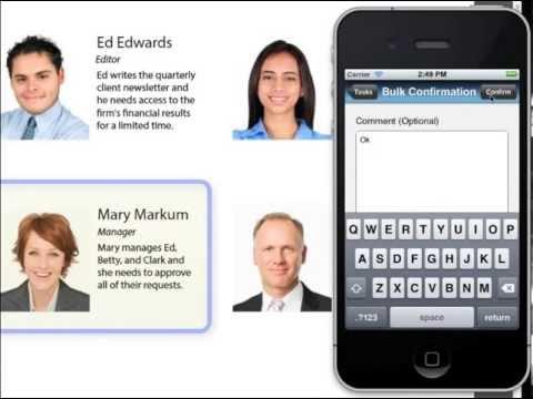 NetIQ Identity Tracking for Identity Manager - Understand Resource Utilization -  Demo