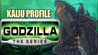 Godzilla (Godzilla: The Series)|KAIJU PROFILE 【wikizilla.org】