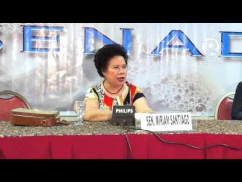 Miriam: Aspiring CJ De Lima has dilemma