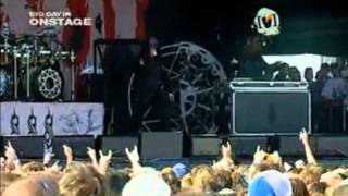 Slipknot - Spit it out Live at Big Day Out