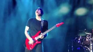 G3 - Warszawa 2018 - Joe Satriani - Thunder High On The Mountain - Live