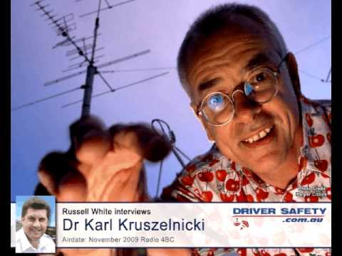 Russell White Interviews Dr Karl Kruszelnicki
