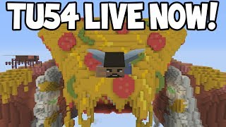 🔴 LIVE! - Minecraft Xbox TU54 Update! w/ SUBSCRIBERS! - Come Join!