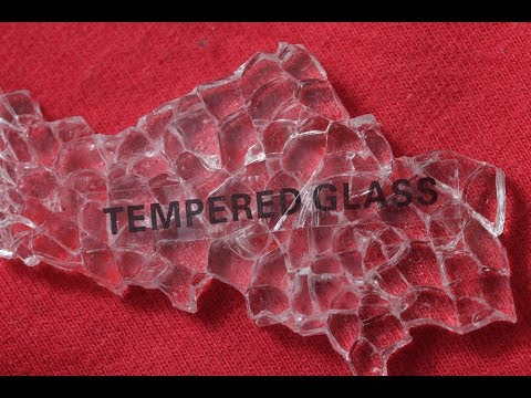 Can I Dissolve Through Tempered Glass?