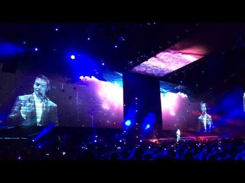 Il sole esiste per tutti - Tiziano Ferro live Bologna 24/06/2017