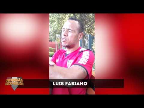 Luís Fabiano: Declaração de Amor ao São Paulo