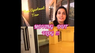 Empty New Apartment Tour + Moving Day Vlog | Vlog