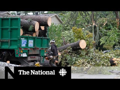 Ottawa tornado reveals cellphone system vulnerabilities