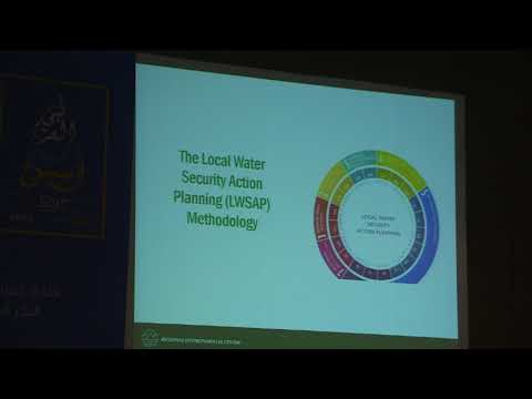 Arab Water Week Session (27) Part 2 Local Water Security Action Planning (LWSAP)